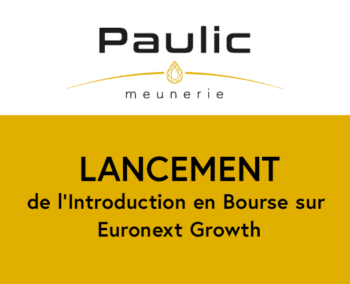 Lancement d'introduction en bourse