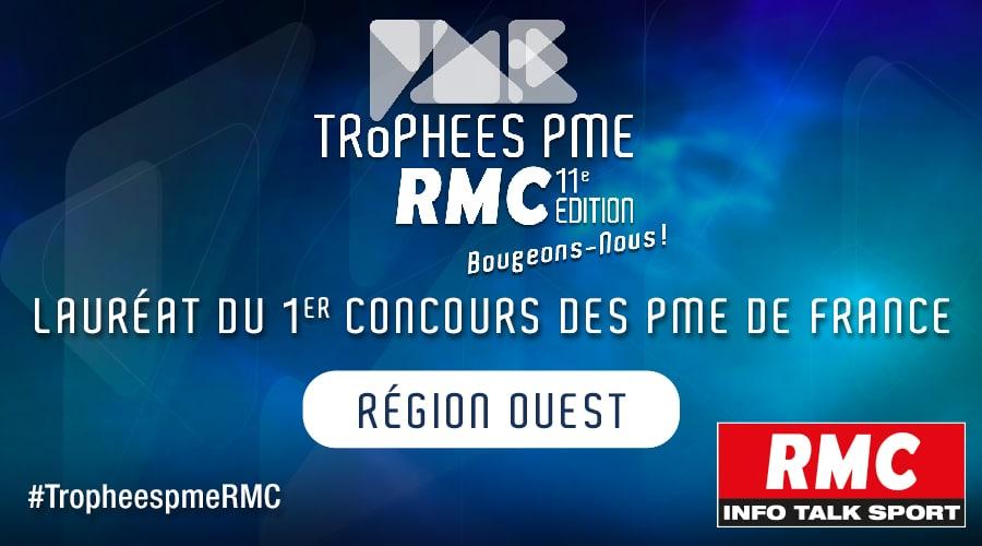 PME «créative» – Trophées PME RMC